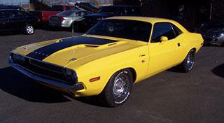 1970 Dodge Hemi